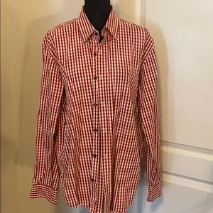 Men's check shirt Michael by Michael Kors L